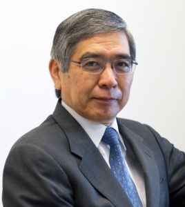 Asian Development Bank President Haruhiko Kuroda at the ADB Head Office in the Philippines.